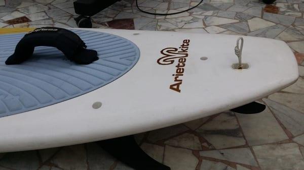 Tavola da kitesurf usata bic surf per kite 2010 195x51 a 100 kitesurfscout - Tavola surf usata subito it ...